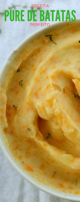 Receita do Purê de batatas perfeito e dicas de como congelar!